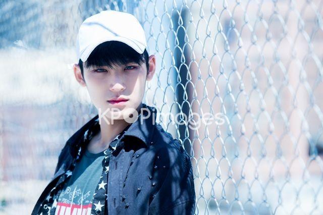 Seventeen,Half shot,Mingyu