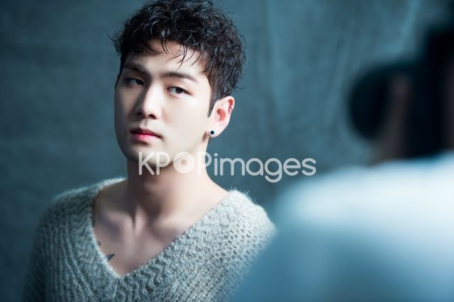 NU'EST,Baekho,Close up