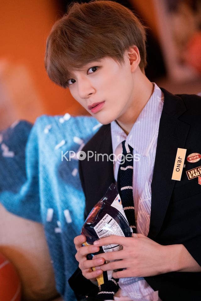 NCT Dream,Half shot,Jeno