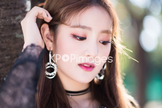 (G)I-DLE,Minnie,Close up