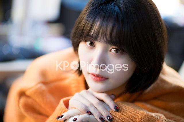 EXID,Jeonghwa,Close up