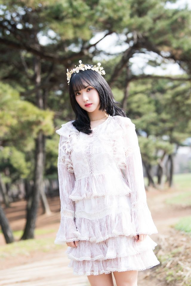 GFRIEND,Half shot,Eunha