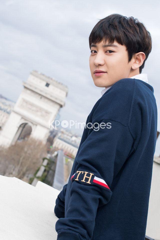 EXO,Chanyeol,Half shot