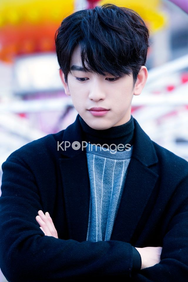 GOT7,Jinyoung,Half shot